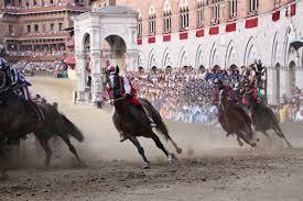 Palio horse race
