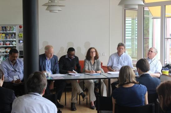 ISTR International Comparative Roundtable